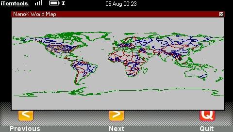 Map : une représentation simplifiée du monde